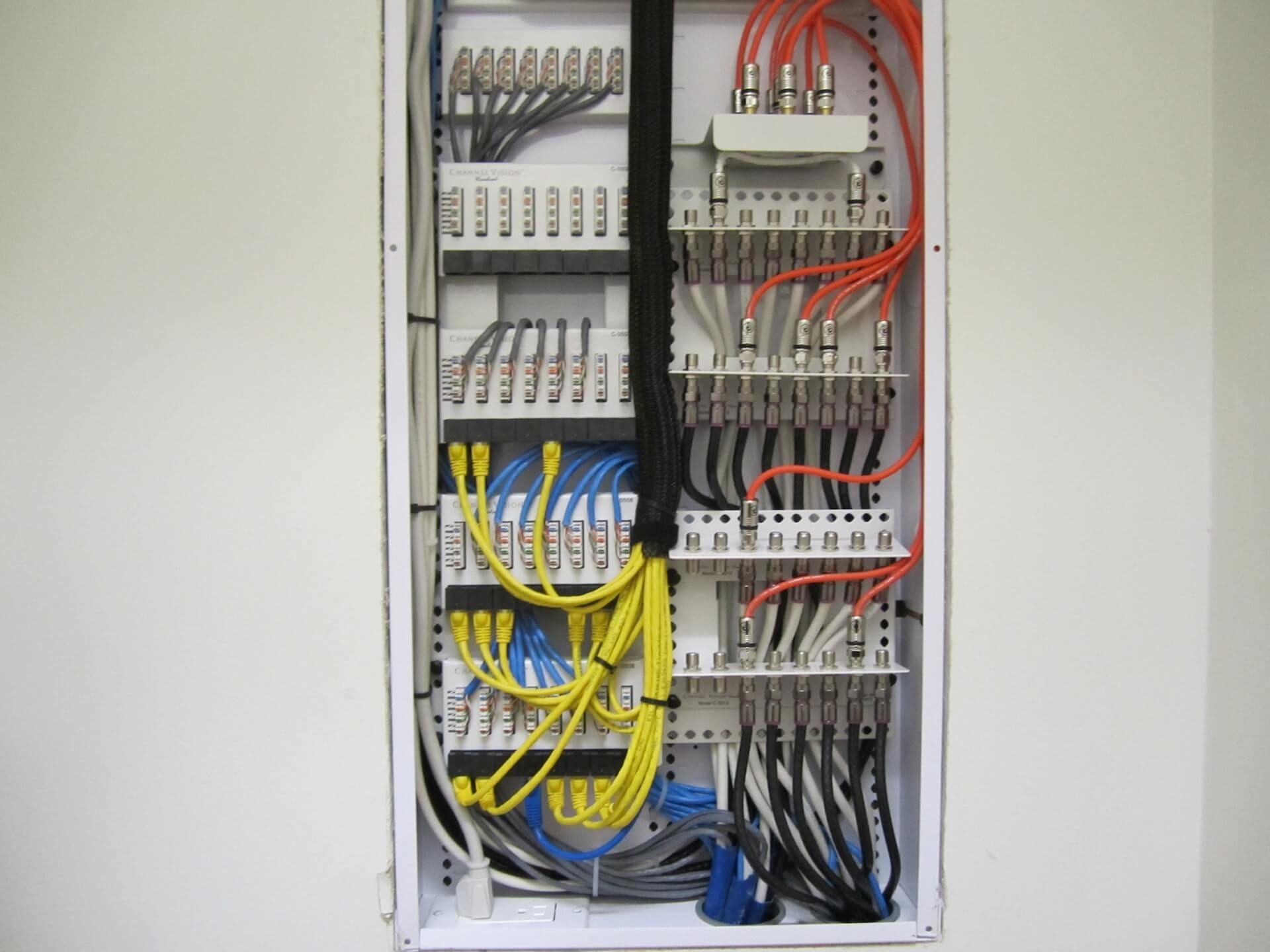 Low Voltage Wiring Audio Video Evolution Electrical San Jose